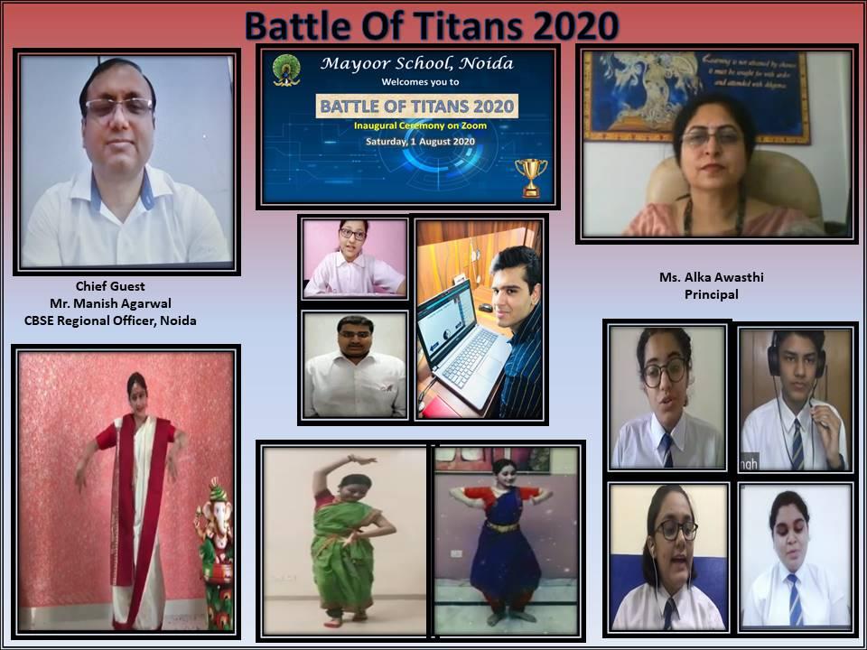 Virtual BOT 2020 : Inter School Fest