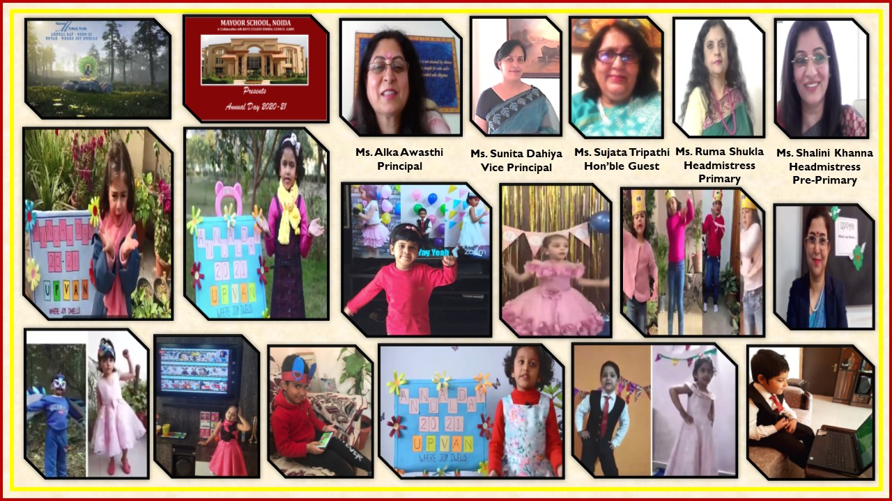 Virtual Annual Day